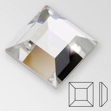 Preciosa Square Crystal