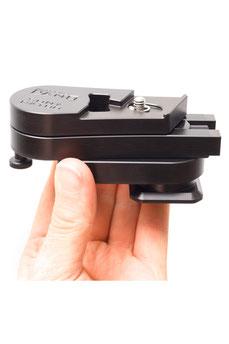 kleiner leichter kompakter Nodalpunktadapter, perfekt für die Reise