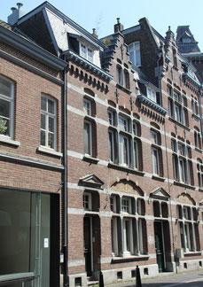 Politiebureau Lage Barakken 29 Maastricht rijksmonument