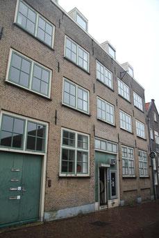 Pakhuis Dolhuisstraat 2-10 Dordrecht rijksmonument