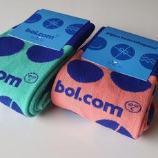 Casual sokken laten maken met logo