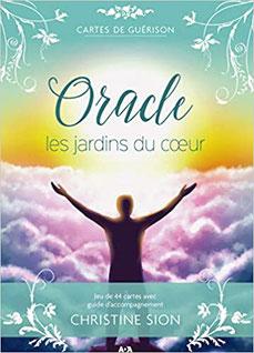 Oracle les jardins du coeur, Pierres de Lumière, tarots, lithothérpie, bien-être, ésotérisme