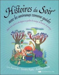 Petites histoires du soir avec les animaux pour guides, Pierres de Lumière, tarots, lithothérpie, bien-être, ésotérisme