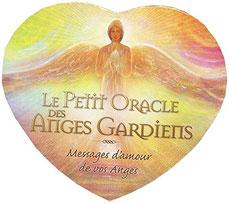 Le petit oracle des anges gardiens, Pierres de Lumière, tarots, lithothérpie, bien-être, ésotérisme
