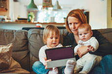 Kid Connections provides Hanen It Takes Two to Talk, a parent coaching program for parents of young children (birth to 5 years old) with a language delay.