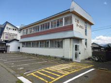 米沢市TMコーポラス 1Kの外観写真