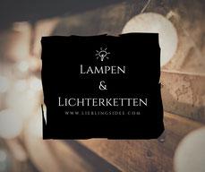 Lampen Leuchten Lichterketten