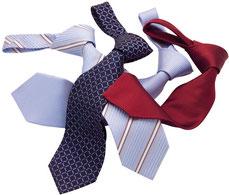 Resultado de nuestra fabricación de corbatas