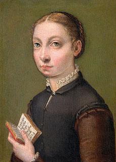 Autoportrait (1554) © Kunsthistorisches Museum, Vienne
