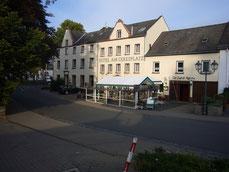 Hotel am Ceresplatz Vorderansicht