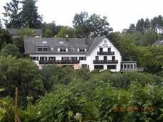 Hotel Haus Burgblick Vooraanzicht