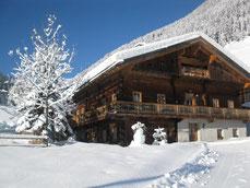 Weiter zu Fewo im Senfterhaus Osttirol ...