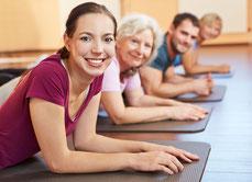 ..die Teilnehmer sind auch 50 o. über 60 Jahre