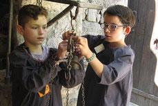 Vis élèves seront immergés dans l'Ardèche d'avant 1914 un temps pas si lointain mais qui étonnera votre classe
