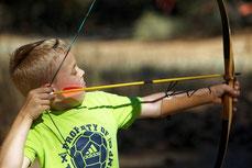 Le tir à l arc, un concentré de qualité qu'attentent de leurs élèves beaucouop d'enseignant