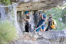 Un séjour intense avec pour votre classe l'ensemble des activtés de pleine nature qu'offre l'Ardèche
