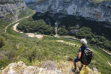 Immertion en pleine nature dans la réserve naturelle des gorges de l Ardèche
