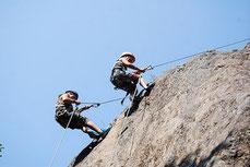 L'escalade pour dépasser ses peurs et prendre confiance
