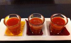 テイスティングトマトジュース