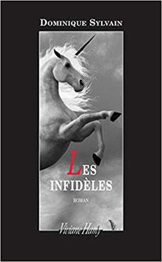 Couverture Les Infidèles Chronique littérature roman aventure policier enquête  journalisme homosexualité guillaume cherel