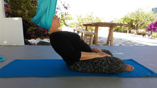 jyoti-yogi à SYROS #yogaaérien #yogaswing
