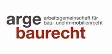 Logo Arbeitsgemeinschaft für Bau- und Immobilienrecht