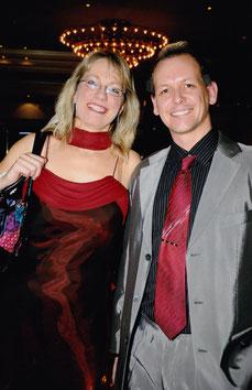 mit LeeZa Nail beim 3-Königsball der FDP 2009