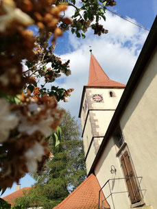 St, Johanniskirche Ohrenbach (Foto: Andrea Fröhlich)
