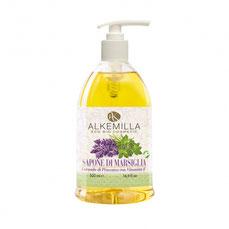 sapone di marsiglia e lavanda di provenza liquido Alkemilla