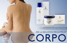 cosmetici termali ischia per il corpo