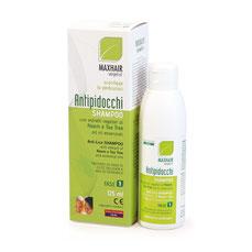 shampoo biologico anti pidocchi