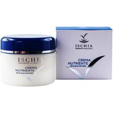 crema viso termale nutriente pelle secca Ischia sorgente di bellezza