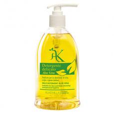 detergente delicato eco biologico aloe viso corpo mani igiene intima