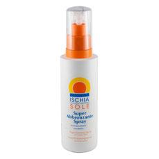 spray super abbronzante all'acqua termale di ischia