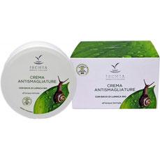 crema antismagliature bava di lumaca acido ialuronico acqua termale di Ischia