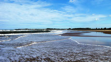 Tembo Court Beach - High Tide