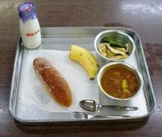 昭和30年代をイメージしたおいしい給食