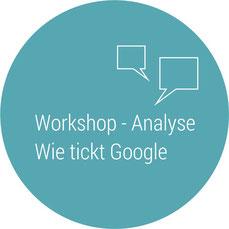 Workshops Inhouse Seminare Suchmaschinenoptimierung Button