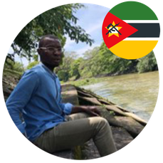 Study in Japan for Africa- Mr Celso Luis Fernando- Mozambique