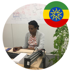 Study in Japan for Africa- Ms Meklit Teshome- Ethiopia