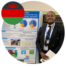 Study in Japan for Africa- Mr Hermes Dinala- Malawi