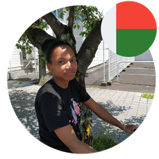 Study in Japan for Africa- Ms Ratrimoharilala Elisoa Andry- Madagascar