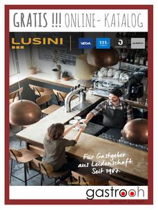 Vega Gastronomie Katalog