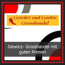Gewürz und Gastrogrosshandel