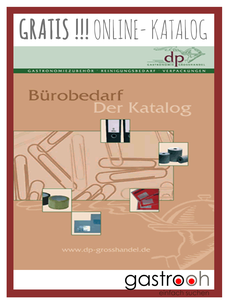 Katalog DP Großhandel Bürobedarf