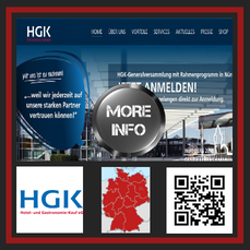 HGK eG- Die HGK ist Deutschlands marktführende Einkaufsgenossenschaft für die Hotellerie und Gastronomie und bietet ihren Mitgliedern als Full-Service-Dienstleister durch die Bündelung von Einkaufsmen