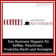 Magazin Kaffee