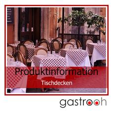 Tischdecken Gastronomie