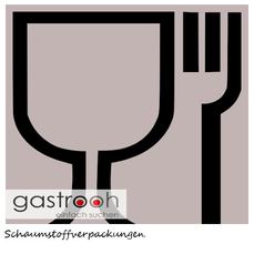 Schaumstoffverpackungen Gastronomie