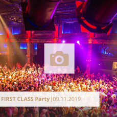 Fist Class Party November 2019 DIE HALLE Tor 2